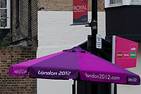 2012 GBR-LONDON OLYMPIC GAMES - Friday 27 July - OPENING CEREMONY DAY.... The calm before the storm....