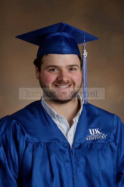 Blackford, William photographed during the Feb/Mar, 2013, Grad Salute in Lexington, Ky.