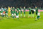 12.03.2018, Weser Stadion, Bremen, GER, 1.FBL, Werder Bremen vs 1.FC Koeln, im Bild<br /> <br /> Einlaufkids<br /> Foto &copy; nordphoto / Kokenge