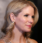 """Kelli O'Hara during the Broadway Opening Night Curtain Call for """"Kiss Me, Kate""""  at Studio 54 on March 14, 2019 in New York City."""