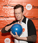 Dylan Baker attends the 30th Annual Second Stage All-Star Bowling Classic at Lucky Strike on January 30, 2017 in New York City.