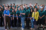 2015-04-08 Ribbon cutting for Renewble Energy Solar  of Henderson