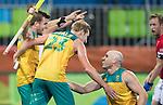 10/08/16 Men- Australia v Great Britain