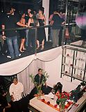 MALAYSIA, Asia, Kuala Lumpur, people enjoying at Poppy Garden Club