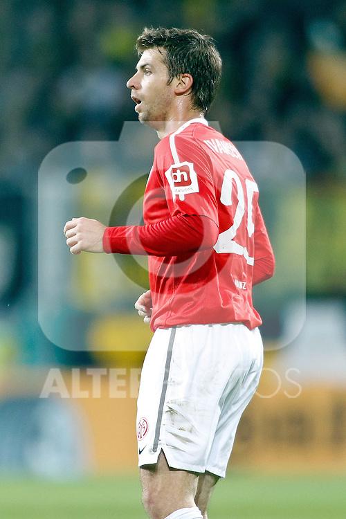 27.10.2010,  Tivoli, Aachen, GER, DFB Pokal, Alemannia Aachen vs Mainz 05, 2. Runde, im Bild: Andreas Ivanschitz (Mainz #25)  Foto © nph / Mueller