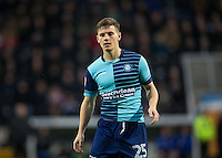 Dominic Gape of Wycombe Wanderers during the Sky Bet League 2 match between Notts County and Wycombe Wanderers at Meadow Lane, Nottingham, England on 10 December 2016. Photo by Andy Rowland.