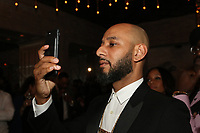 NEW YORK, NY - APRIL 27: Swizz Beatz at the after party for the 2017 Tribeca Film Festival Screening of Can't Stop, Won't Stop: The Bad Boy Story at The Hunt & Fish Club in New York City on April 27, 2017. Credit: Walik Goshorn/MediaPunch