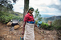 Sri Lanka selection<br /> Bandarawela, Uva Province, Sri Lanka.<br /> Poor families working in tea plantations up in the mountains.<br /> This woman breaks early to prepare the tea for the workers.<br /> They don't have much but they have plenty of tea.<br /> <br /> Picture by Gavin Rodgers/ Pixel8000<br />  07917221968
