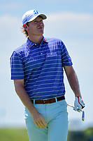 Brandt Snedeker (USA) watches his tee shot on 13 during Friday's round 2 of the 117th U.S. Open, at Erin Hills, Erin, Wisconsin. 6/16/2017.<br /> Picture: Golffile   Ken Murray<br /> <br /> <br /> All photo usage must carry mandatory copyright credit (&copy; Golffile   Ken Murray)