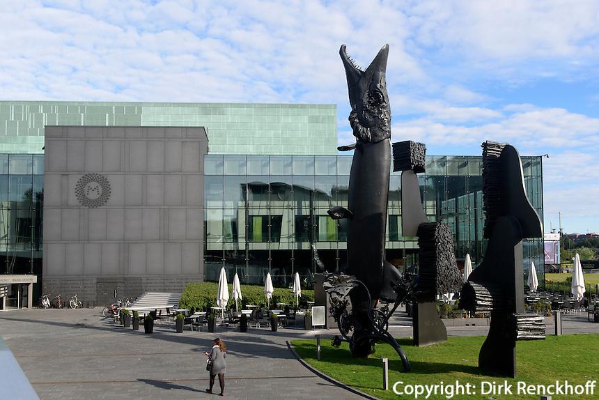 Konzerthaus Musiikkitalo, Helsinki, Finnland