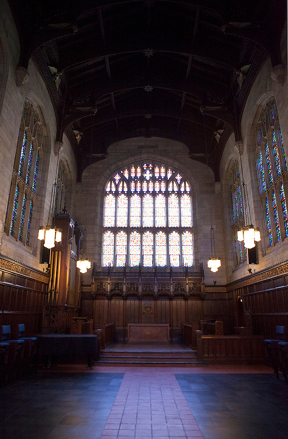 The Joseph Bond Chapel, University of Chicago campus, Chicago, Illinois, IL, USA