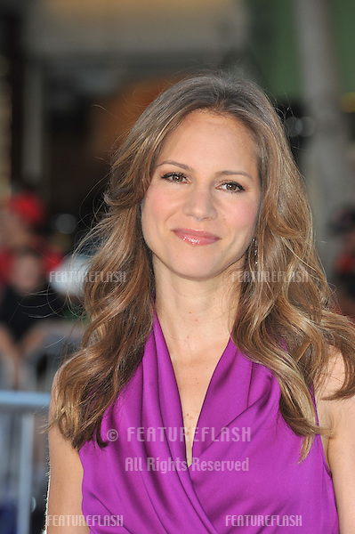 "Producer Susan Downey - wife of Robert Downey Jr - at the Los Angeles premiere of her new movie ""Whiteout"" at Mann Village Theatre, Westwood..September 9, 2009.September 9, 2009  Los Angeles, CA.Picture: Paul Smith / Featureflash"
