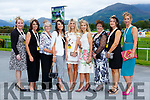 Lisa Fiztgerald Killorglin celebrated her hen party with her gal pals in Killarney Races on Saturday l-r: Angela Sheehan, Tracey Murphy, Betty Fitzgerald, Marguerite Griffin, Lisa Fitzgerald, Aine Fitzgerald, margaret Griffin, bobby Fitzgerald, Eileen Mangan