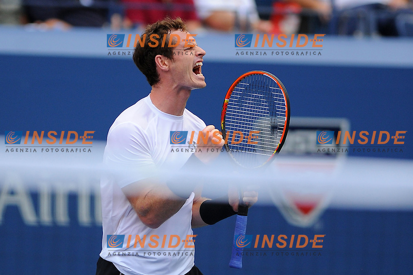 Flushing Meadows 2015 <br /> Tennis US Open<br /> Foto Panoramic / Insidefoto<br /> ITALY ONLY <br /> Flushing Meadows 2015<br /> Tennis US Open<br /> Foto Panoramic / Insidefoto<br /> ITALY ONLY