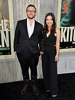 "LOS ANGELES, USA. August 06, 2019: Ollie Masters & Ming Doyle at the premiere of ""The Kitchen"" at the TCL Chinese Theatre.<br /> Picture: Paul Smith/Featureflash"