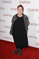 "Jo Brand<br /> at the ""Starfish"" UK premiere, Curzon Mayfair, London.<br /> <br /> <br /> ©Ash Knotek  D3190  27/10/2016"