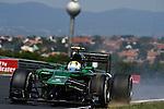 Marcus Ericsson (SWE), Caterham F1 Team<br />  Foto © nph / Mathis