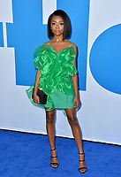 "LOS ANGELES, USA. April 08, 2019: Skai Jackson at the premiere of ""Little"" at the Regency Village Theatre.<br /> Picture: Paul Smith/Featureflash"