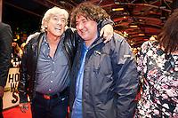 Utrecht, 25 september 2013<br /> Nederlands Film Festival 2013<br /> Openingsavond: Paul Verhoeven en San Fu Maltha op de rode loper. <br /> Foto Felix Kalkman