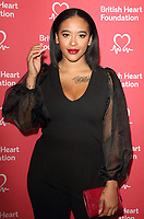 British Heart Foundation's Heart Hero Awards at the Underglobe, Bankside, London. September 20th 2019<br /> <br /> Photo by Keith Mayhew