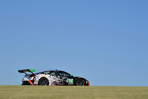 IMSA WeatherTech SportsCar Championship<br /> Advance Auto Parts SportsCar Showdown<br /> Circuit of The Americas, Austin, TX USA<br /> Saturday 6 May 2017<br /> 86, Acura, Acura NSX, GTD, Oswaldo Negri Jr., Jeff Segal<br /> World Copyright: Richard Dole<br /> LAT Images<br /> ref: Digital Image RD_COTA_17317