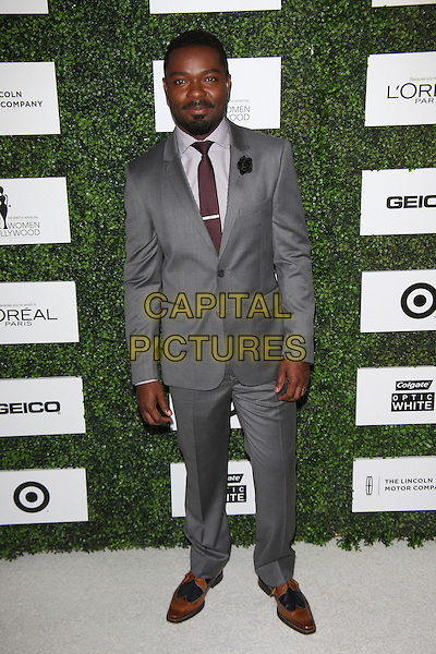 BEVERLY HILLS, CA - FEBRUARY 27:  David Oyelowo  attends the 7th annual ESSENCE Black Women In Hollywood luncheon at Beverly Hills Hotel on February 27, 2014 in Beverly Hills, California, USA.<br /> CAP/MPI/mpi99<br /> &copy;mpi99/MediaPunch/Capital Pictures