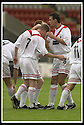 17/8/02               Copyright Pic : James Stewart                     .File Name : stewart-airdrie v stranraer 15.PAUL ARMSTRONG (7) IS CONGRATULATED BY PAUL HARVEY (PARTLY HIDDEN) AND SIMON VELLA (6) AFTER HE SCORED THE FIRST FOR AIRDRIE....James Stewart Photo Agency, 19 Carronlea Drive, Falkirk. FK2 8DN      Vat Reg No. 607 6932 25.Office : +44 (0)1324 570906     .Mobile : + 44 (0)7721 416997.Fax     :  +44 (0)1324 570906.E-mail : jim@jspa.co.uk.If you require further information then contact Jim Stewart on any of the numbers above.........