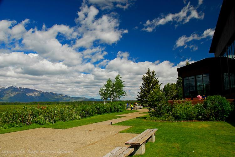 Grand Tetons and Jackson Lake Lodge