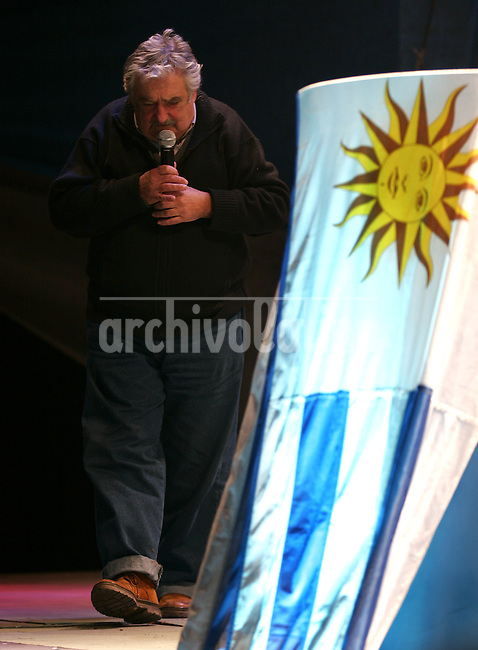 Jose Pepe Mujica, former guerrilla leader and Senator of Uruguay, won the Broad Front primaries and become Presidential Candidate for the ruling coalition