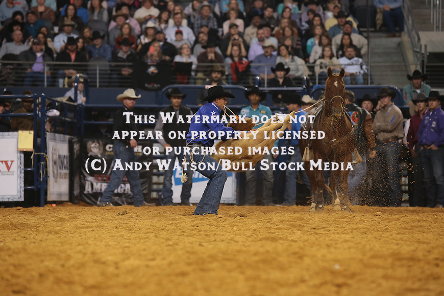 Marcos Costa during the RFDTV American. Photo by Andy Watson