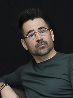 Colin Farrell, who stars in 'Dumbo', at the Beverly Hilton Hotel in Beverly Hills, CA. 100319 Credit: Magnus Sundholm/Action Press/MediaPunch ***FOR USA ONLY***