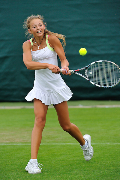 HSBC Road to Wimbledon 2013. Claudette Gilhespie