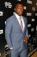 "New York, NY -  June 2 : Executive Producer Curtis ""50 Cent"" Jackson attends the Power Premiere held at the Highline Ballroom on June 2, 2014 in New York City. Photo by Brent N. Clarke / Starlitepics"