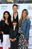 LOS ANGELES - SEP 28:   Leslie Alejandro, Kevin Alejandro, Emerson  Basco, Dani de Jesus at the 2019 Catalina Film Festival - Saturday at the Catalina Bay on September 28, 2019 in Avalon, CA