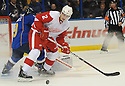 Detroit Red Wings Brendan Smith (2)