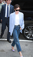 NEW YORK, NY September 10, 2017  Victoria Beckham at Balthazar Restaurant  in New York September 10,  2017.<br /> CAP/MPI/RW<br /> &copy;RW/MPI/Capital Pictures