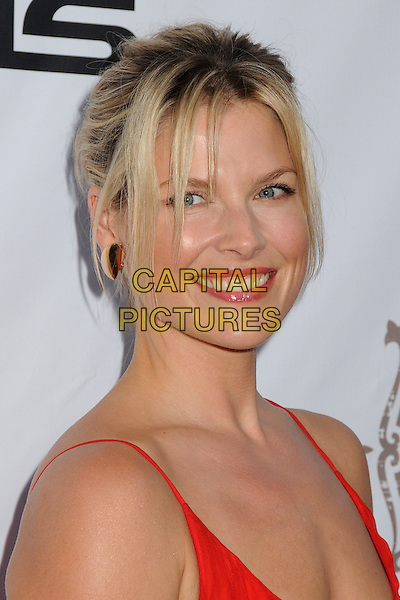 Ali Larter<br /> 3rd Annual Los Angeles Food &amp; Wine Festival Opening Night held Downtown on Grand Ave., Los Angeles, California, USA.<br /> August 22nd, 2013 <br /> headshot portrait red   <br /> CAP/ADM/BP<br /> &copy;Byron Purvis/AdMedia/Capital Pictures