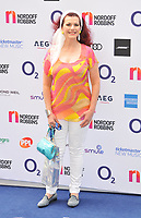 Cleo Rocos at the Nordoff Robbins O2 Silver Clef Awards 2019, JW Marriott Grosvenor House Hotel, Park Lane, London, England, UK, on Friday 05th July 2019.<br /> CAP/CAN<br /> ©CAN/Capital Pictures
