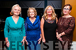 Fashion Show : Pictured at the fashion show at the Marine Bar & Restaurant, Ballybunion in aid of St. John,s Conference of the St. Vincent De Paul Society on Friday night last were Irene McKenna, Rita Coffey, Patricia Buckley & Susan Culhane.