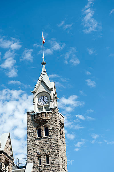 Clock Tower, Carleton Place, Ontario, Canada