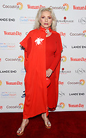 NEW YORK, NY - FEBRUARY 06: Debra Harry attends  the Woman's Day Celebrates 15th Annual Red Dress Awards on February 6, 2018 in New York City.  Credit: John Palmer/MediaPunch