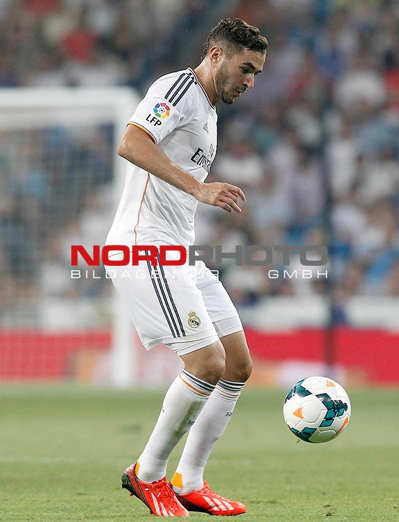 Real Madrid's Karim Benzema during La Liga match.August 18,2013. Foto © nph / Acero)