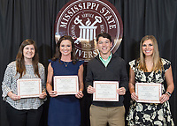 Adkerson School of Accountancy Awards Ceremony at the Mill.<br />  (photo by Megan Bean / &copy; Mississippi State University)
