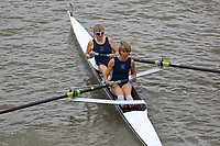 Crew: 304   WEY-JOHNSON    Weybridge Rowing Club    W MasE 2- <br /> <br /> Pairs Head 2017<br /> <br /> To purchase this photo, or to see pricing information for Prints and Downloads, click the blue 'Add to Cart' button at the top-right of the page.