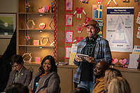 Instant Family (2018) <br /> Director Sean Anders, Tig Notaro and Octavia Spencer on the set of <br /> *Filmstill - Editorial Use Only*<br /> CAP/MFS<br /> Image supplied by Capital Pictures
