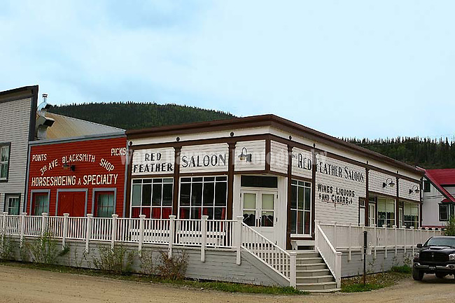 Dawson City 2010,THE YUKON TERRITORY, CANADA