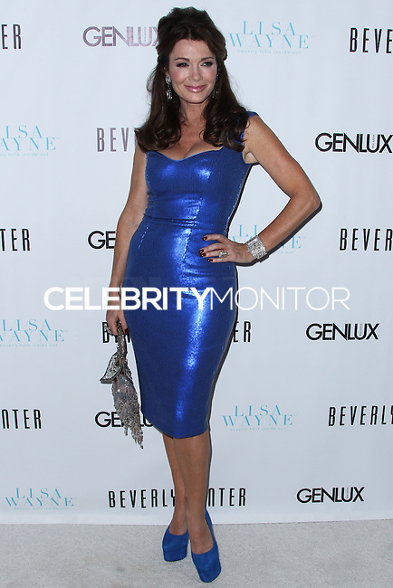LOS ANGELES, CA - NOVEMBER 14: Genlux Cover Girl Lisa Vanderpump Hosts the Magazine's New Issue Launch Party held at The Beverly Center on November 14, 2013 in Los Angeles, California. (Photo by Xavier Collin/Celebrity Monitor)