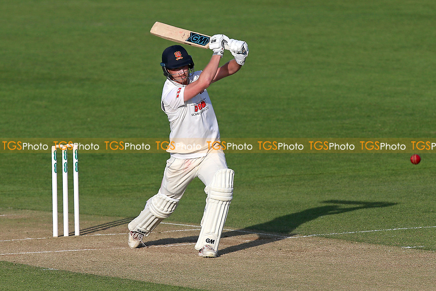 Tom Westley in batting action for Essex during Essex CCC vs Durham MCCU, English MCC University Match Cricket at The Cloudfm County Ground on 3rd April 2017
