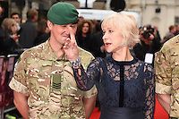 Dame Helen Mirren<br /> arrives for the &quot;Eye in the Sky&quot; premiere at the Curzon Mayfair Cinema, London<br /> <br /> <br /> &copy;Ash Knotek  D3105 11/04/2016