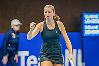 Alphen aan den Rijn, Netherlands, December 21, 2019, TV Nieuwe Sloot,  NK Tennis,  Quirine Lemoine  (NED)  <br />